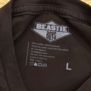 Shirts - Beastie Boys Check Your Head Tee